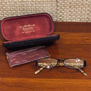 1.5 Reading Glasses Prescription Avalon Frames